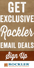Sign up for great e-mail deals from Rockler!