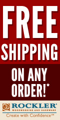 Free shipping from Rockler.com!